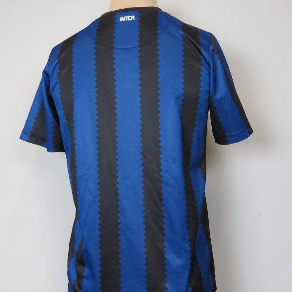 Inter Milan 2010-11 home shirt Boys XL 7932 13-15 Y (2)