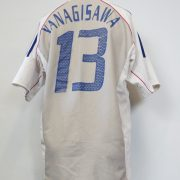 Japan 2002-04 away shirt adidas size L Yanagisawa 13 (World Cup 2002) (3)