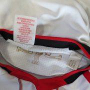 Liverpool 2010-11 away shirt adidas soccer jersey size Boys L 152cm (4)
