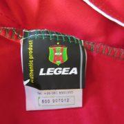 MC Alger 2006-08 home shirt Legea soccer jersey size L (2)