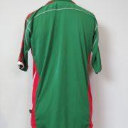 MC Alger 2006-08 home shirt Legea soccer jersey size L (4)