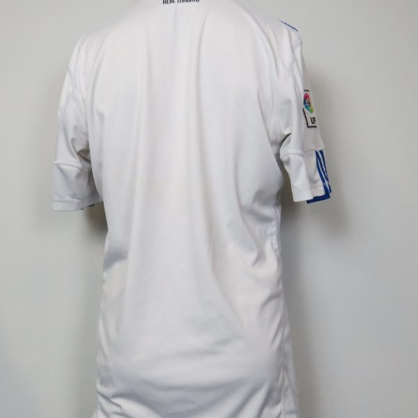 Real Madrid 2010-11 home shirt adidas soccer jersey size L (2)