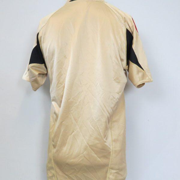 Vintage AC Milan 2004-05 third shirt adidas soccer jersey size S (3)