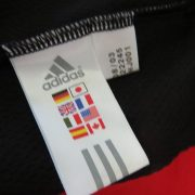 AC Milan 2003-04 home shirt adidas soccer jersey size L (4)