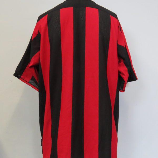 AC Milan 2003-04 home shirt adidas soccer jersey size L (5)