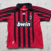 AC Milan 2007-08 home shirt adidas Kaka #22 size Boys M 12Y 152cm (1)