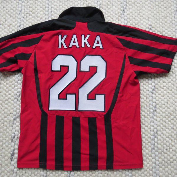 AC Milan 2007-08 home shirt adidas Kaka #22 size Boys M 12Y 152cm (2)