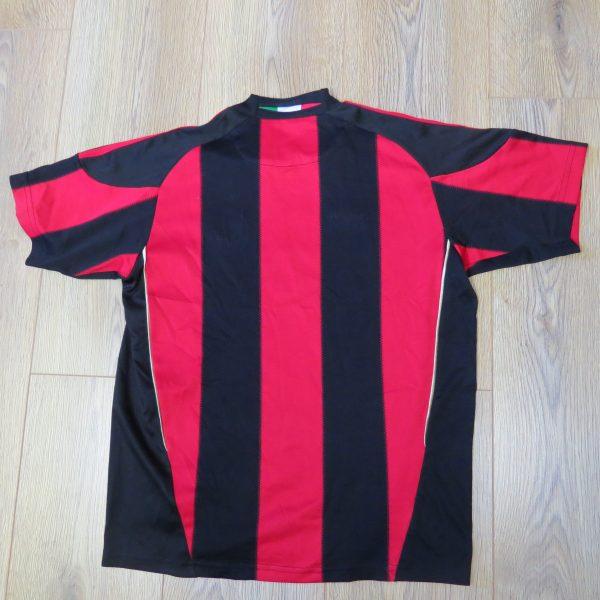AC Milan 2010-11 home shirt adidas jersey size Boys M 11-12Y 152cm (2)