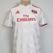 AC Milan 2011-12 training shirt adidas soccer jersey size S (1)