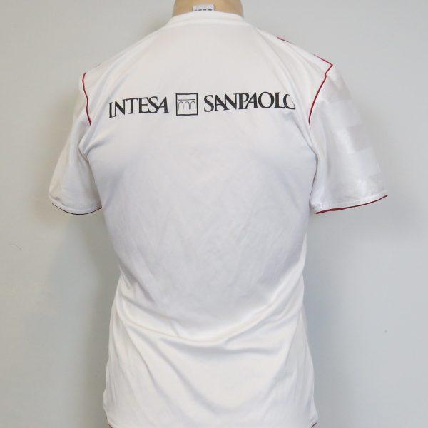 AC Milan 2011-12 training shirt adidas soccer jersey size S (2)