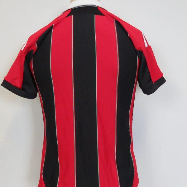 AC Milan 2012-13 home shirt adidas jersey size Boys L 13-14Y 164cm (4)