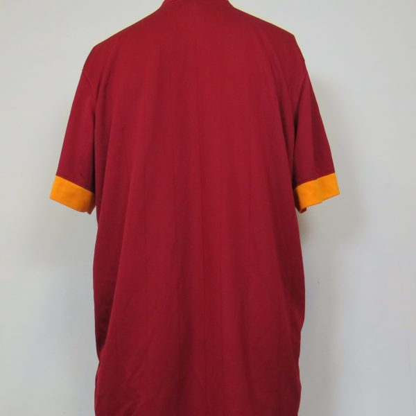 AS Roma 2014-15 home shirt Nike soccer jersey size XL (2)