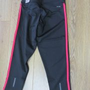 Adidas black pink women's tight 34 leggings Yoga Sports size S BNWT (3)