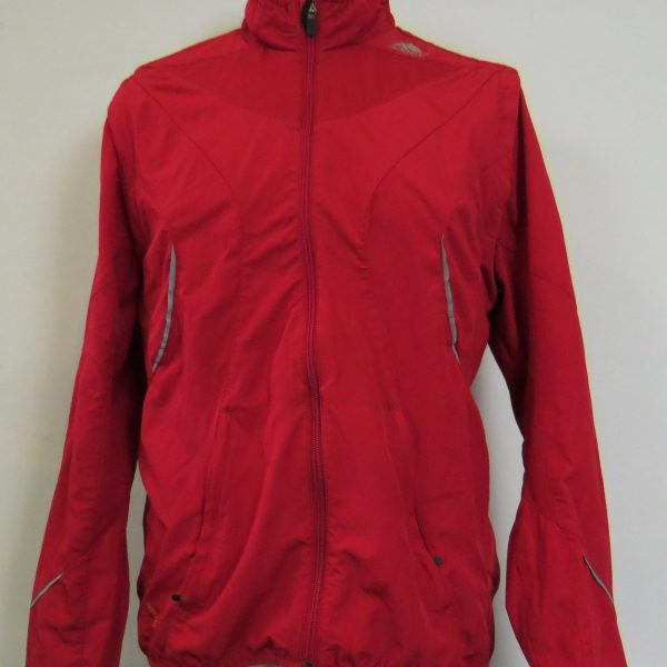 Adidas red tracksuit jacket running RESPONSE FORMOTION size M (1)