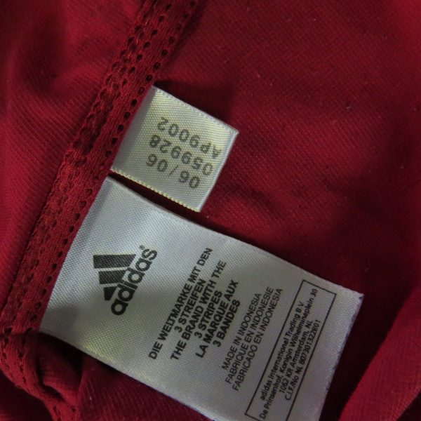 Adidas red tracksuit jacket running RESPONSE FORMOTION size M (4)