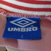 Ajax 1995-96 home shirt Umbro signed Silooy Grim size S (2)