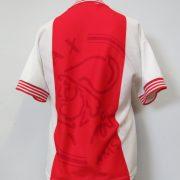 Ajax 1995-96 home shirt Umbro signed Silooy Grim size S (5)