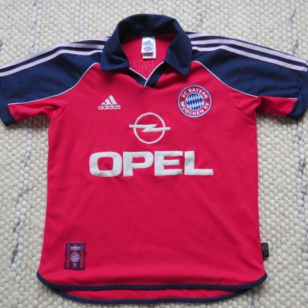 Adidas Original Adidas football shirt Girondins Bordeaux 199900