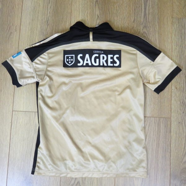Benfica 2011-12 away shirt Adidas soccer jersey size 9-10Y 140 Boys S (3)