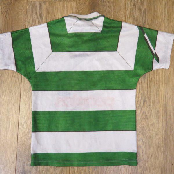 Celtic 1991-92 home shirt Umbro soccer jersey size Boys M 28-30 (Copy) (3)