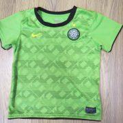 Celtic 2010-11 away shirt Nike soccer jersey size 104-110 4-5YRS (1)