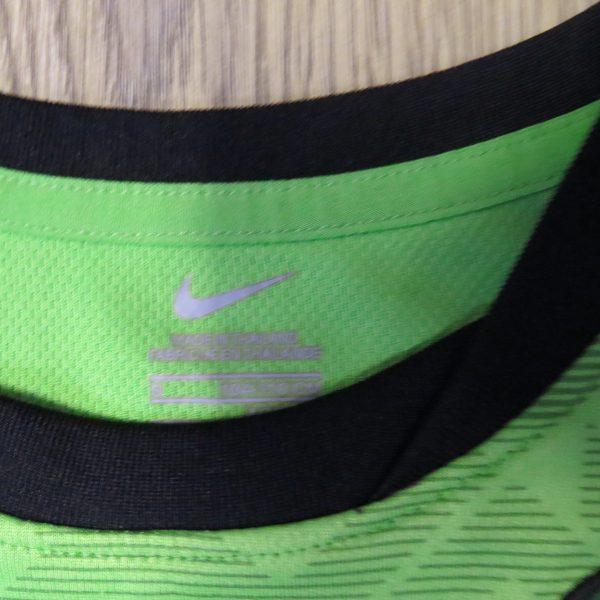 Celtic 2010-11 away shirt Nike soccer jersey size 104-110 4-5YRS (2)