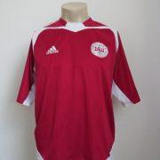 Denmark 2004-06 home shirt adidas soccer jersey size M (1)