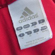 Denmark 2004-06 home shirt adidas soccer jersey size M (3)