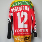 FEU Feldkirch Ice Hockey trikot jersey shirt Nesensohn S. #12 size L (2)