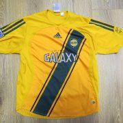 LA Galaxy 2006-07 home shirt adidas MLS soccer jersey 152cm 12Y (1)