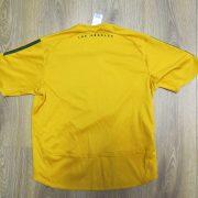 LA Galaxy 2006-07 home shirt adidas MLS soccer jersey 152cm 12Y (2)