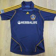 LA Galaxy 2007-08 away shirt MLS soccer jersey Beckham 23 164cm 14Y Boys L (11)