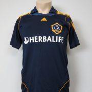 LA Galaxy 2007-08 away shirt MLS soccer jersey Beckham 23 164cm 14Y Boys L (5)