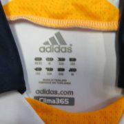 LA Galaxy 2007 home shirt adidas MLS soccer jersey 152cm 12Y Boys M (4)