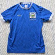 Linfield 2011 125th anniversary shirt Umbro jersey size Boys XL 158cm (1)