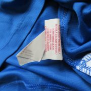 Linfield 2011 125th anniversary shirt Umbro jersey size Boys XL 158cm (2)