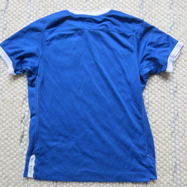 Linfield 2011 125th anniversary shirt Umbro jersey size Boys XL 158cm (3)