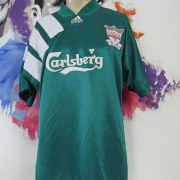Liverpool 1992-93 centenary away shirt adidas soccer jersey size XL 44-46 (1)