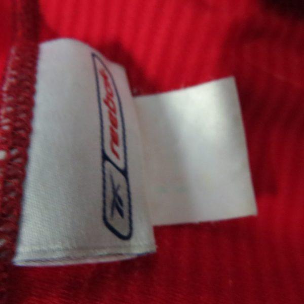 Liverpool 2002-04 home shirt Reebok soccer jersey size XL (3)