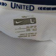Manchester United 2008-10 away shirt Nike Tevez 32 size Boys L 152-158 1213Y (4)