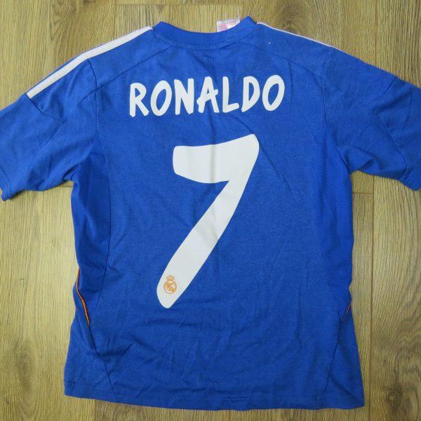 2128a50d5 ... ronaldo 7 jersey Real Madrid ...