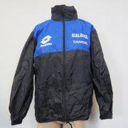 Vintage Atalanta Bergamo 1991-94 rain jacket Lotto track top size S (1)