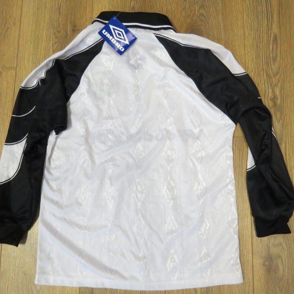 Vintage Shamrock Rovers 1999-00 ls away shirt 158cm 12-13YRS BNWT (3)