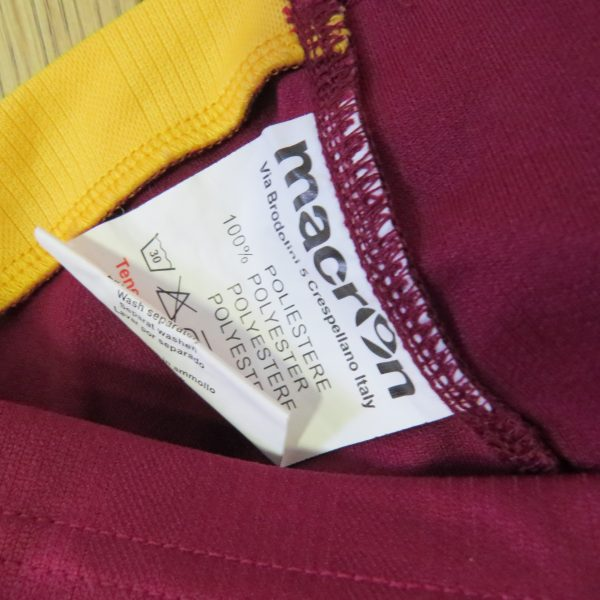 West Ham United 2011-12 home shirt Macron size baby 6-12mth 74cm (3)