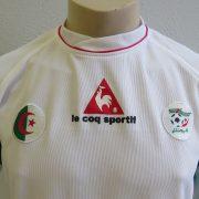 Algeria 2005-06 home shirt Le Coq Antar Yahia 21 soccer jersey size L (6)