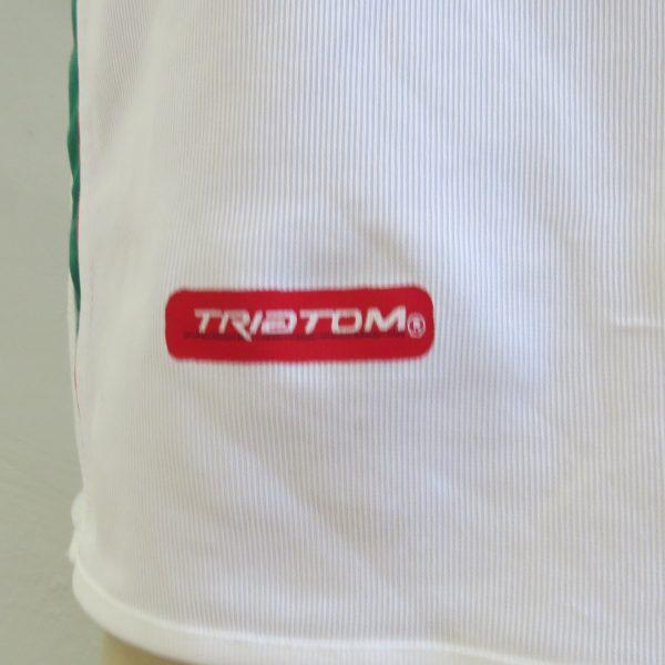Algeria 2005-06 home shirt Le Coq Antar Yahia 21 soccer jersey size L (7)