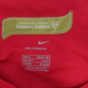 Arsenal shirt 2006-08 home Nike soccer jersey size XL Vintage FlyEmirates (2)