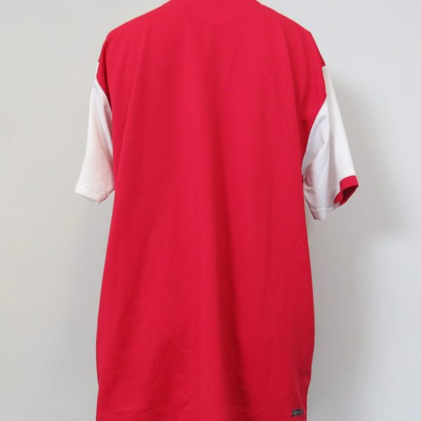 Arsenal shirt 2006-08 home Nike soccer jersey size XL Vintage FlyEmirates (5)