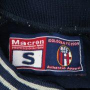 Bologna 2009-10 Centenary training sweater shirt Macron LS soccer jumper size S (3)