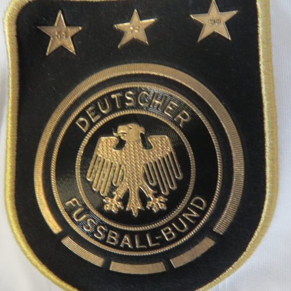 e2a990af1 Germany 2010-11 home shirt adidas climacool Deutschland jersey size S World  Cup 2010 (